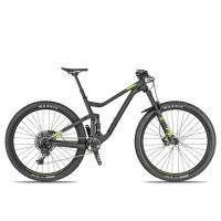 Scott Genius 750 2019 | 52 cm | anthracite/yellow/green preview image