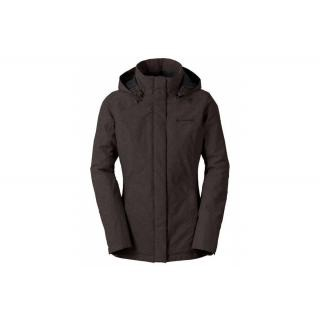 VAUDE Womens Limford Jacket II phantom black Größe 34 preview image