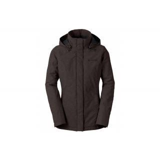 VAUDE Womens Limford Jacket II phantom black Größe 46 preview image