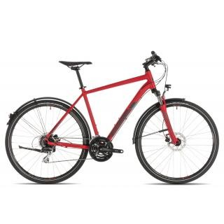 Cube Nature Allroad Herren 2019 | 58 cm | red´n´grey preview image