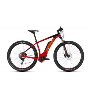 Cube Reaction Hybrid Race 500 2018 21 Zoll | red´n´black | 29 Zoll preview image
