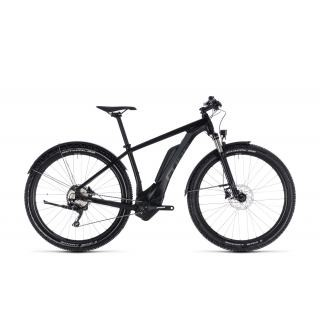 Cube Reaction Hybrid Pro Allroad 500 2018 19 Zoll | black´n´grey | 29 Zoll preview image