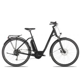 Cube Town Sport Hybrid ONE 400 Wave 2019 | 58 cm | black´n´grey preview image