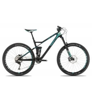 Cube Sting WS 140 HPC Race 27.5 2019 | 18 Zoll | carbon´n´mint preview image