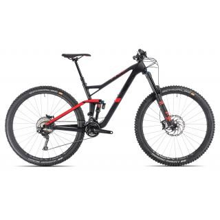Cube Stereo 150 C:62 Race 29 2019 | 16 Zoll | carbon´n´red preview image