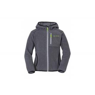 Vaude Kids Katmaki Fleece Jacket grey-melange Größe 158/164 preview image