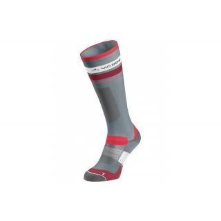 VAUDE Bike Socks Long pewter grey Größe 39-41 preview image