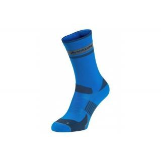 VAUDE Bike Socks Mid radiate blue Größe 39-41 preview image