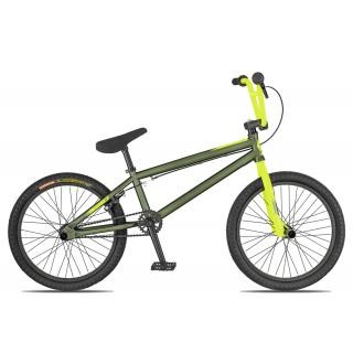 Scott Volt-X 10 2019 20 Zoll | olive green/yellow preview image