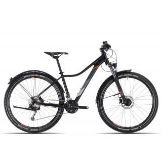 Cube Access WS Pro Allroad 29 2018 | 19 Zoll | black´n´orange preview image