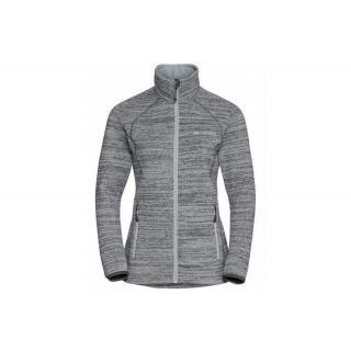VAUDE Womens Rienza Jacket II grey-melange Größe 46 preview image