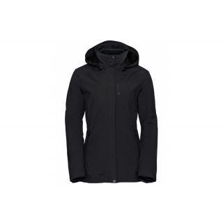 VAUDE Womens Kintail 3in1 Jacket IV black Größe 46 preview image