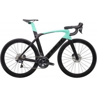 Trek Madone SLR 6 Disc Women´s Matte Black/Gloss Miami Green 2019 54 cm preview image