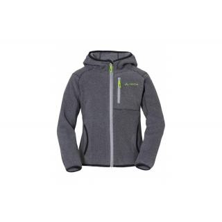 VAUDE Kids Katmaki Fleece Jacket grey-melange Größe 98 preview image