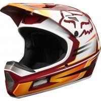 Fox Rampage Comp helmet reno cardinal L preview image
