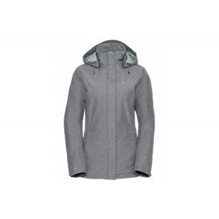 VAUDE Womens Limford Jacket II grey-melange Größe 34 preview image