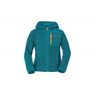 VAUDE Kids Katmaki Fleece Jacket atoll Größe 146/152 preview image