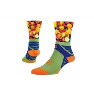 Diverse - Socken Luf Performance Crew Speed Fruityer Größe: 35-38 preview image