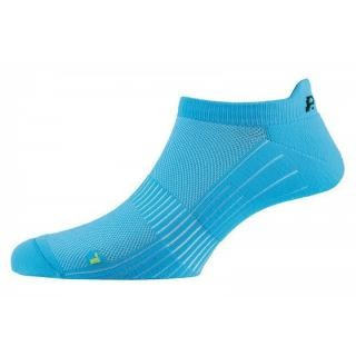 P.A.C - Socken P.A.C. Active Footie Short SP 1.0 men neon blue Gr.40-43 preview image