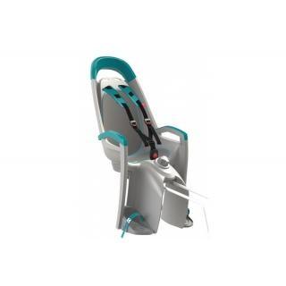 Hamax - Kindersitz Hamax Amaze grau/petrol, Befestigung Rahmenrohr preview image