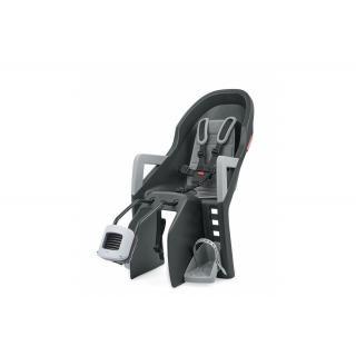POLISPORT - Kindersitz Polisport Guppy Maxi+ FF dunkelgrau/silber, Befestig. Ramenrohr preview image
