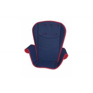 RÖMER-BRITAX - Sitzbezug Römer Jockey Comfort rot/blau preview image