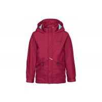 VAUDE Kids Escape Light Jacket III crimson red Größe 110/116 preview image