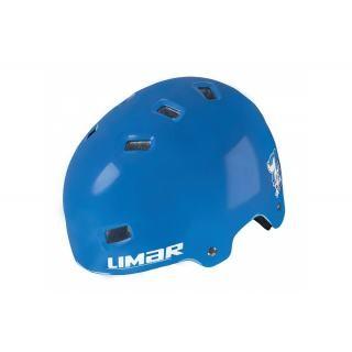 Limar - Fahrradhelm Limar 306 blau/Hai Gr.S (50-54cm) preview image