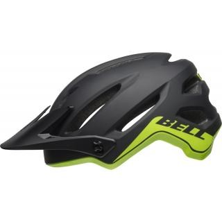 Bell 4Forty cliffhanger matte/gloss black/bright green M preview image