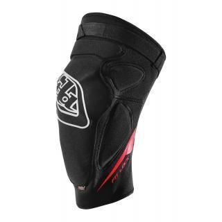 Troy Lee Designs Raid Knee Guard Black XS/S preview image