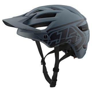 Troy Lee Designs A1 Helmet Drone Gray/Black S preview image