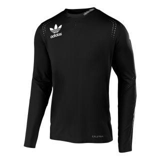 Troy Lee Designs Ultra L/S Jersey Ltd Adidas Team Black M preview image