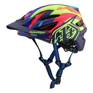 Troy Lee Designs A2 Helmet (MIPS) Jet Yellow M/L preview image