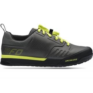 Specialized 2FO Flat 2.0 Mountain Bike Shoes charcoal/ion 44 preview image