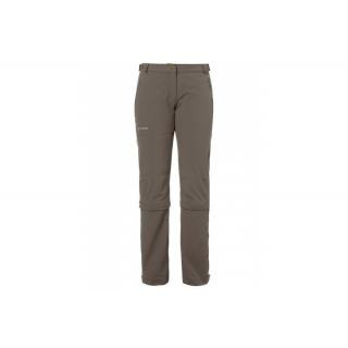 Vaude Womens Farley Stretch Capri T-Zip II coconut Größe 42 preview image