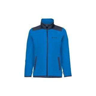 VAUDE Kids Racoon Fleece Jacket radiate blue Größe 104 preview image