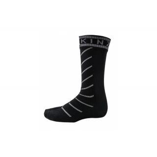 SealSkin - Socken SealSkinz S.Thin Pro Mid Hydrost. Gr. L (43-46) schwarz/grau wasserdicht preview image