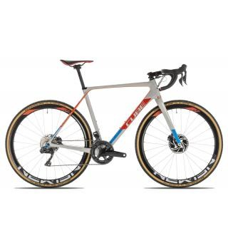 Cube Cross Race C:62 SLT 2019 | 61 cm | grey´n´red preview image