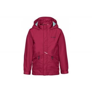 VAUDE Kids Escape Light Jacket III crimson red Größe 122/128 preview image