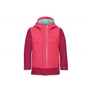 VAUDE Kids Racoon Jacket V bright pink Größe 92 preview image