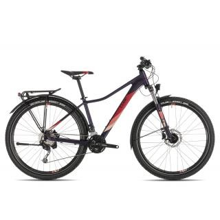 Cube Access WS Pro Allroad 2019 | 16 Zoll | aubergine´n´rose | 27.5 Zoll preview image