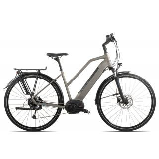 Kalkhoff Endeavour E-Pro 8 Trapez 2019 | 48 cm | grey matt preview image