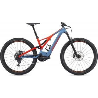 Specialized Men´s Turbo Levo Expert FSR Storm Grey/Rocket Red 2019 L preview image