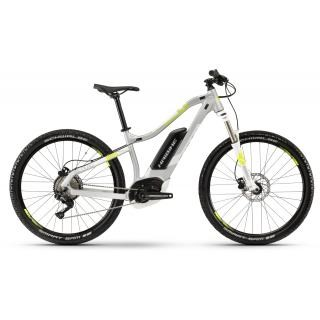 Haibike SDURO HardSeven Life 4.0 Silber/Lime/Weiß 2019 M 41 cm preview image