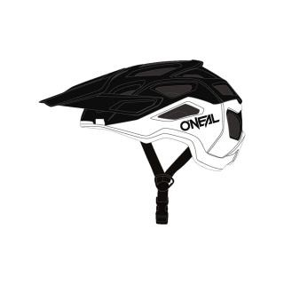 O´Neal Pike 2.0 Helm Solid schwarz/weiß 2019 S/M preview image