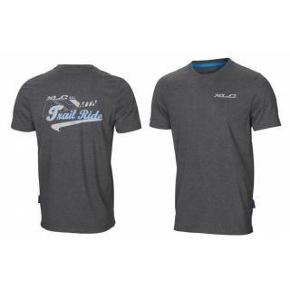 XLC - XLC Herren T-Shirt JE-C17 ALLMTN, grau Gr. M preview image