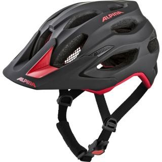 Alpina Carapax 2.0 black-red 52-57 preview image