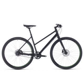 Cube Hyde Race Trapez 2020 | 46 cm | black´n´green preview image