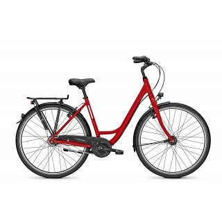 Raleigh Devon 8 Wave 2016 | 55 cm | red matt preview image