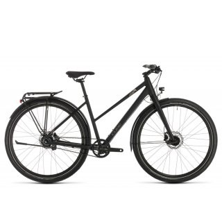 Cube Travel Pro Trapez 2020 | 54 cm | black´n´brown preview image